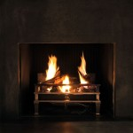 how to have a more efficient fireplace