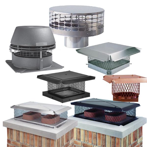 choosing the right chimney cap