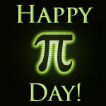 Happy Pi Day! Celebrate Pi Day on March 14.