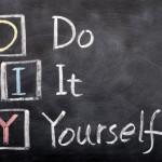 DIY- Do it yourself