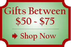 Fireplace Gifts Between $50 and $75