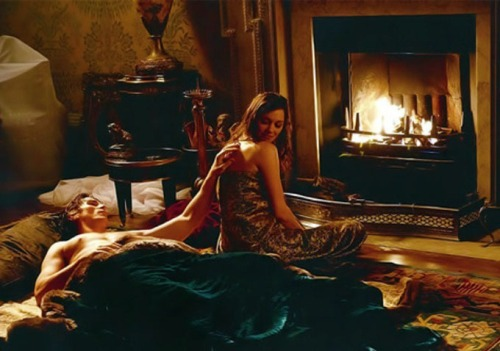 Fireplaces in Movies