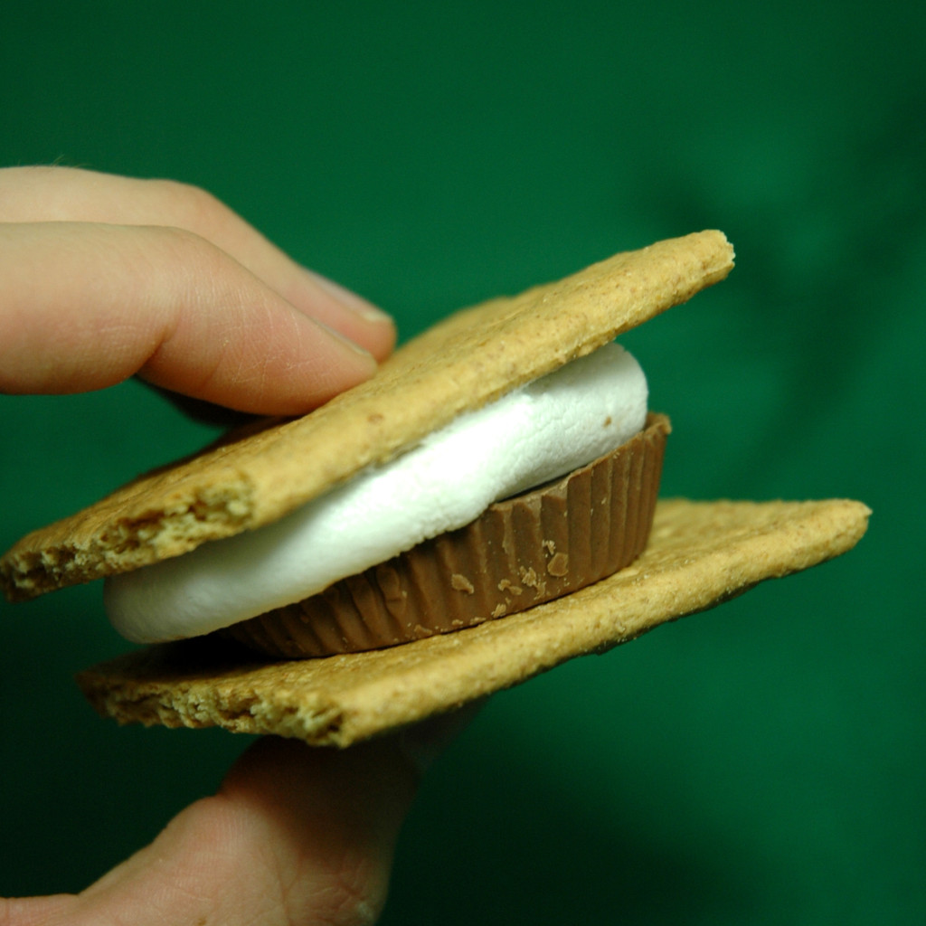 Reese's Cup S'more