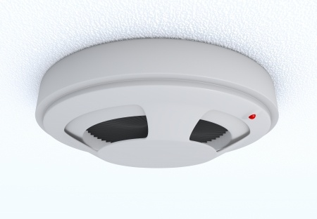 Safely Change Smoke Alarm Batteries