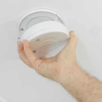 Safely Replace Smoke Alarm Batteries