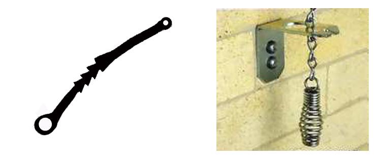 damper handles