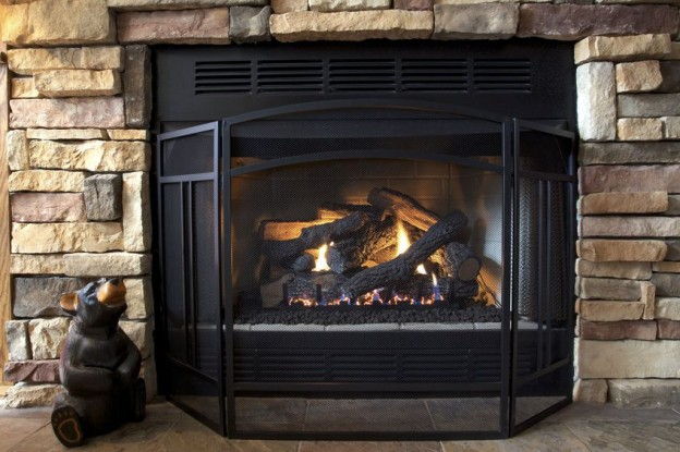 diy gas fireplace safety tests the blog at fireplacemall