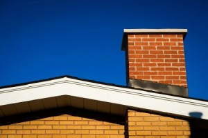Chimneys on exterior walls often suffer from Cold chimney Syndrome
