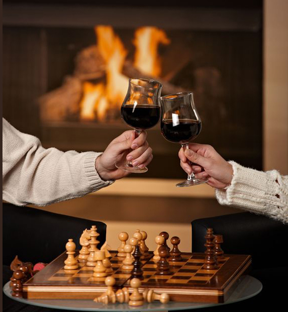 Chess-Nuts Toasting or Chestnuts Roasting?