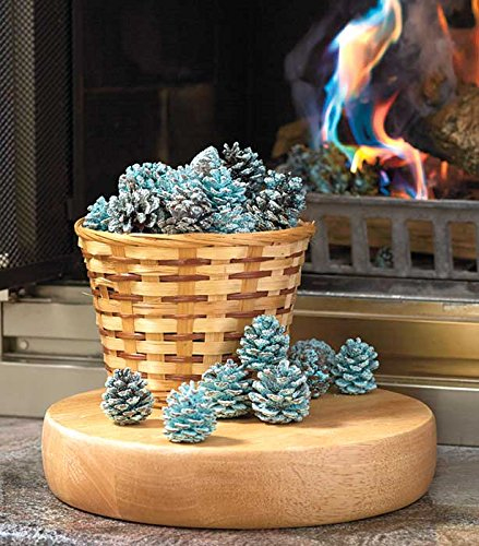 Color Changing Pine Cones