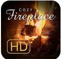 A Very Cozy Fireplace