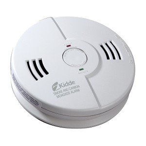 Prevent Carbon Monoxide Poisoning with a Combination Smoke and CO Alarm
