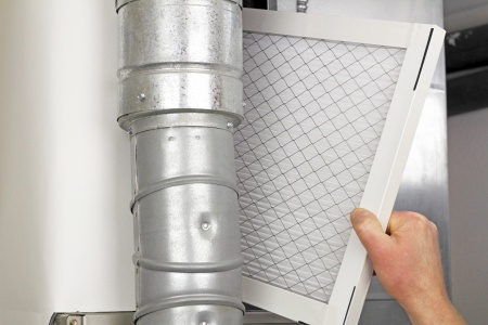 One of 5 Ways to Save Energy: Replace furnace filter