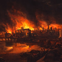The Great Fire of London - Is it part of National Fire Prevention Week history?