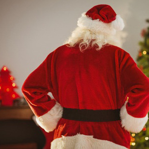 What are the Santa Clause Favorite Fireplaces?