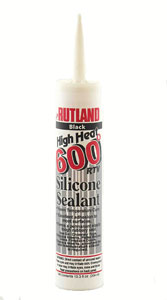 High heat silicone sealants to attach chimney caps