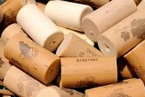 Avoid synthetic corks for cork fire starters.