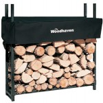 36 inch wide log racks