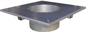 Enervex adaptor for air cooled flues