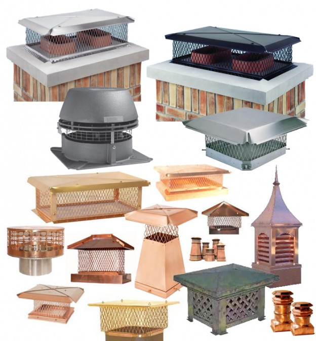 The Top 10 Things You Need to Know to Get the Right Chimney Caps - Chimney caps information for square