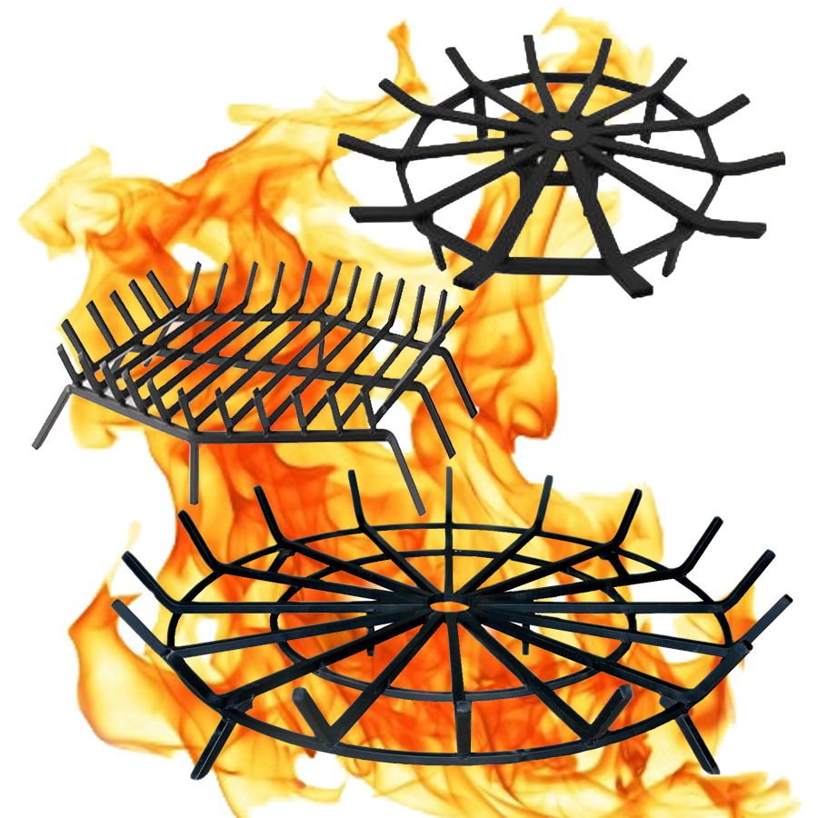 Fire Pit Grates - The Blog at FireplaceMall