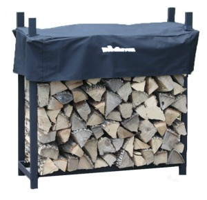 Woodhaven Log Rack, 4 feet, holds 1/4 Cord