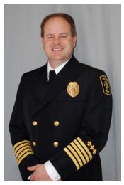 Super Bowl Challenge Fire Chief