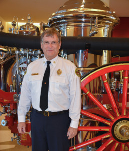 Super Bowl challenge Fire Chief