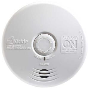 combination smoke-carbon monoxide alarm for the Fire Chief Super Bowl Challenge