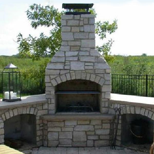 Do Outdoor Chimneys Need Chimney Caps?