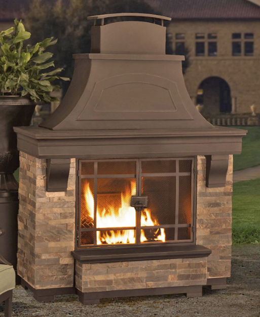 Does Outdoor Chimney Need Cap The Blog at FireplaceMall