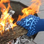 Fireplace and fire pit gloves
