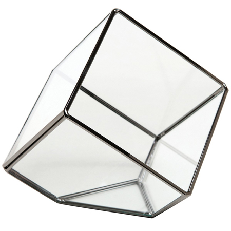 "Glass ""cubes"""