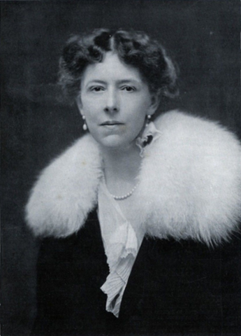 Lady Cecelia Congreve, author of The Firewood Poem