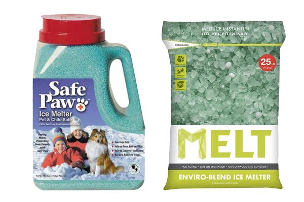 Safe Paws and Snow Joe Melt