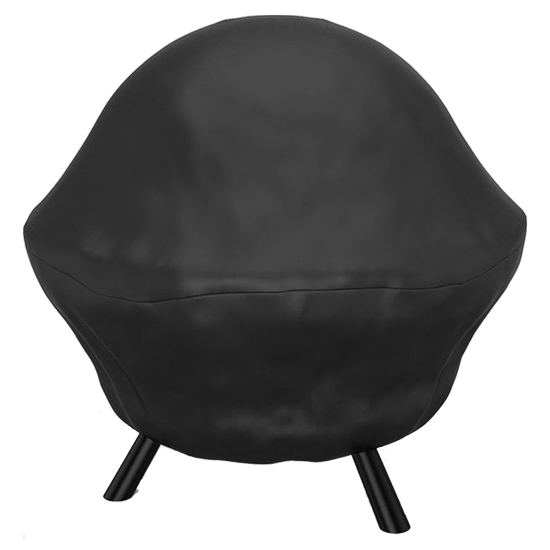 Fabric Covers for Fire Balls and Spherical Fire Pits