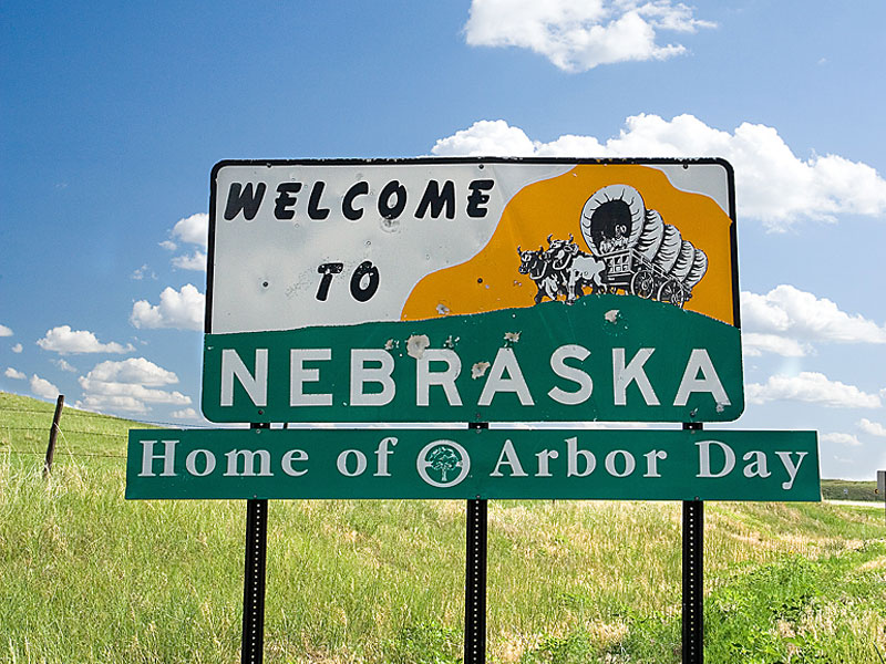 Nebraska - Home of Arbor Day