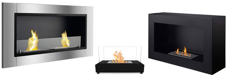 Ethanol Fuel Fireplaces