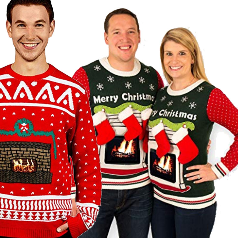 fireplace sweaters
