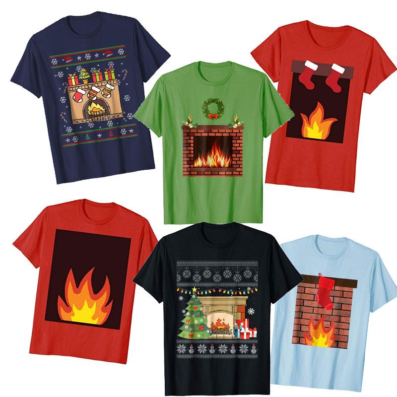 fireplace t-shirts